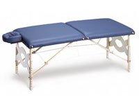 Table Massage w/Face Cradle Slate Blue Ea