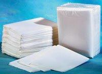 "Washcloth Disposable White 10""x13"" 500/Ca"
