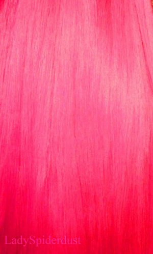 Neon Pink Hair Extension £5.00/$10.00