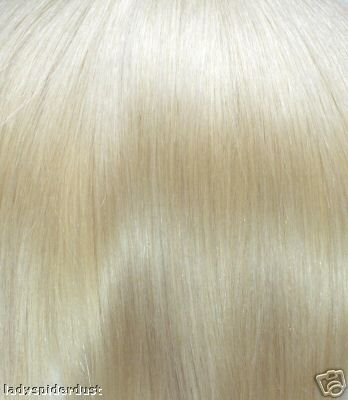 Blonde Hair Extension £5.00/$10.00