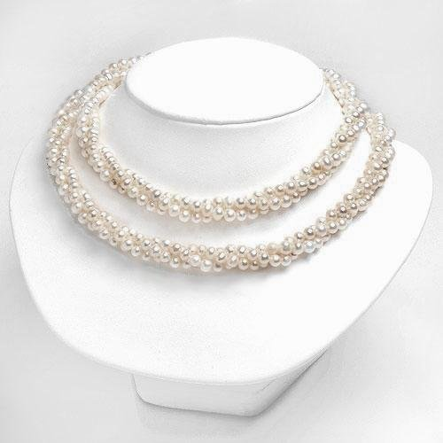 Freash Water Pearls Long necklace