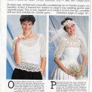 Crochet tops fit for a Wedding Snipped Crochet Patterns