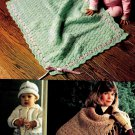 Assorted Crochet Snipped Patterns
