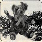 Theodore the Christmas Teddy Snipped Patterns