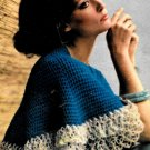 Crocheted Shawls and tops Snipped Patterns