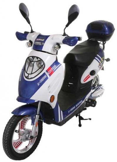 X-Treme watt 550 XB-508 Electric Bicycle Moped