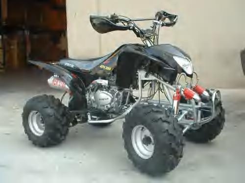 193.3CC ATV Model 200SP
