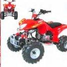 03AD-AL 110cc ATV