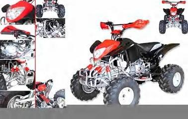 RTS-250W ATV-04 250cc