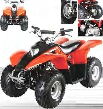 Maximum Power 90cc Fully Automactic