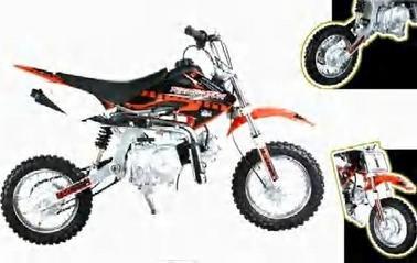 D90cc-29 - Dirt Bike