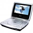 TFT LCD 7in Portable DVD Player