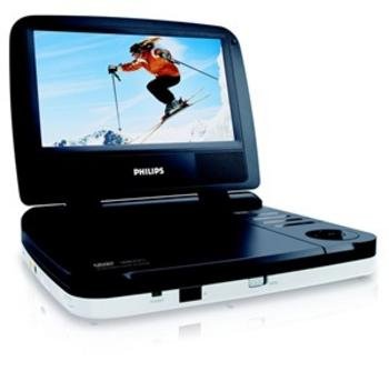 Philips 7 inch Widescreen Portable DVD Player