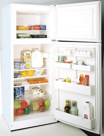 11.0 Cu Ft Top Mount Refrigerator-Freezer
