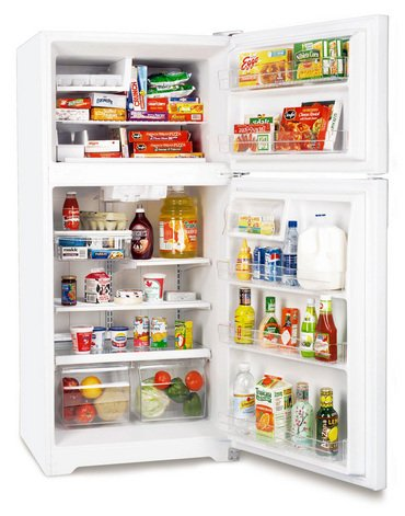 20.7 Cu. Ft. Top Mount Refrigerator