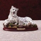 Cub on Wood Base Tiger