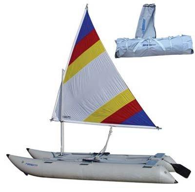 Catamaran 14 Foot Sail Cat Deluxe Package