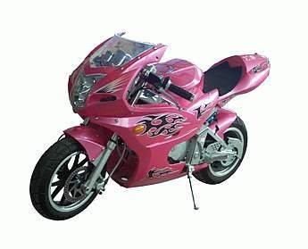 Super Bike 70cc - 4 Stroke