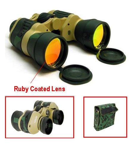 Camo Binocular Night Vision  With Case