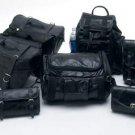 Luggage Set Leather 7pc