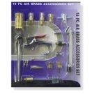 Air Tool Acessories 18 Pcs