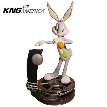 Bugs Bunny cordless animated talking telephone