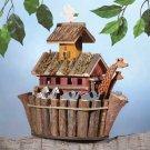 Noah Ark Bird House