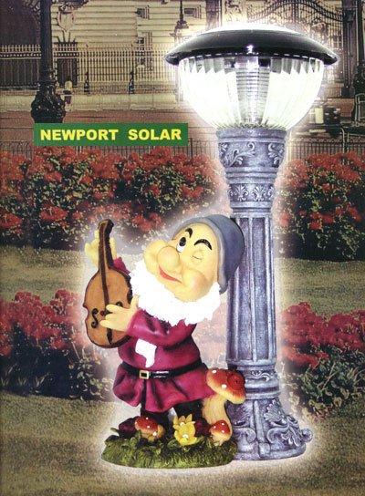 Solar Violet Dwarf Lamp