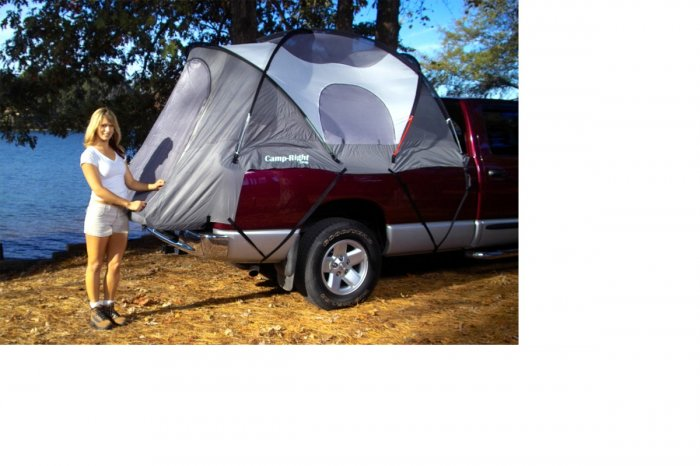 Tent full size long bed 8 foot