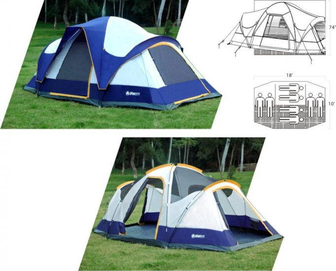Wolf Mt Tent