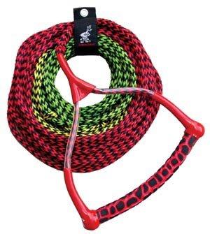 Radius Handle Ski Rope EVA Grip 3 section