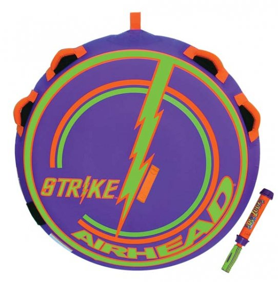 Strike with Aqua Zooka