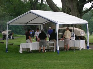 Party Canopies 14ft x 32ftx 9ft