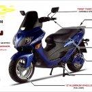 X-Treme 3500Li E-Moped