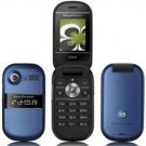 Atlantic Blue GSM Cell Phone Z320i
