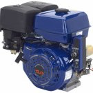OHV horizontal shaft gas engine 13 HP