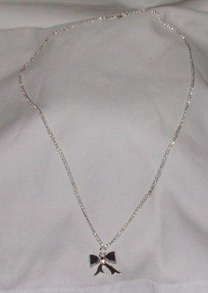 Necklace with Ribbon Pendant bulk