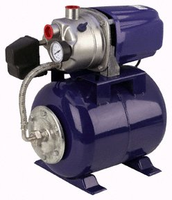 Shallow well pump 1 HP 1in