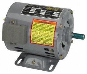 heavy duty electric motor 1/4 HP
