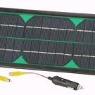 12V  6 Watt solar panel