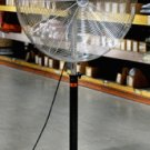High velocity air circulator