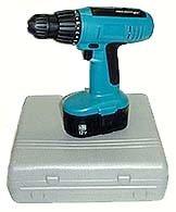 Cordless Drill Kit 18 Volt