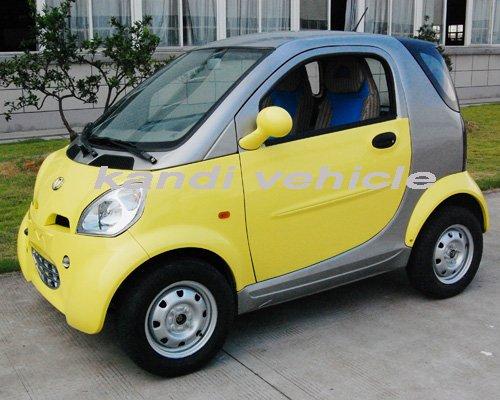 E-Car Electric Car