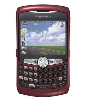 Curve Blackberry 8320  GSM Quadband QWERTY