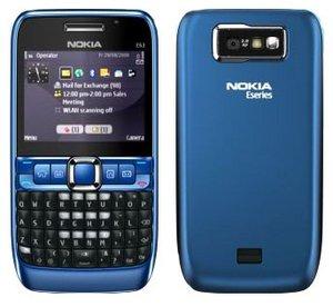 E63 Nokia GSM Quadband QWERTY