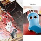 Korean Drama Jeong Ryeo Won Cute Blue Ghost Earrings