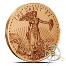 Zombucks® Saint 1 oz Copper Round