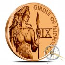 Girdle of Hippolyta 1 oz Copper | The 12 Labors of Hercules