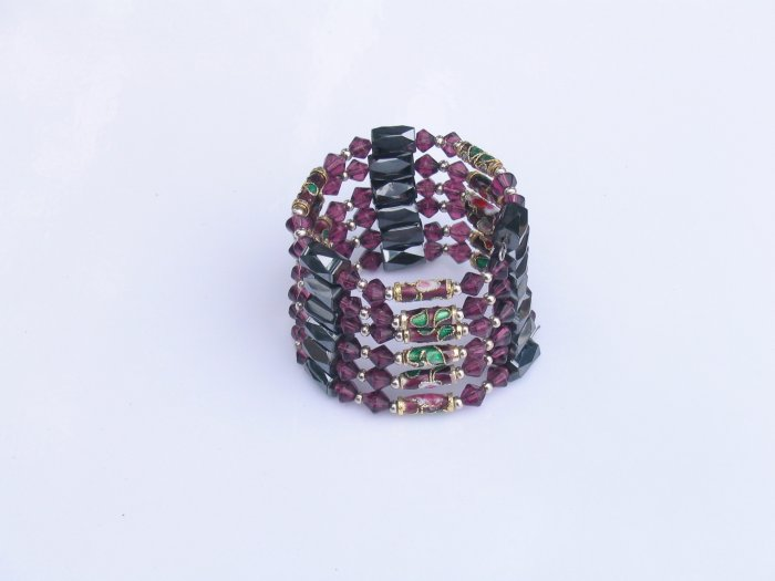 MV01 Violet Magnetic Wrap Around