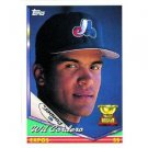 1994 Topps #21 Wil Cordero